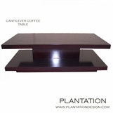 Cantilever Coffee Table | No. 1