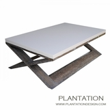 Xavier Coffee Table | Rectangular