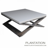 Xavier Coffee Table | Square