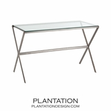 Monique Iron Console Table