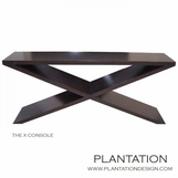 X Console Table | No. 1