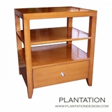 Cohen Side Table | 1-Drawer