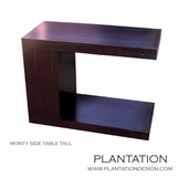 Monty Side Table | Tall