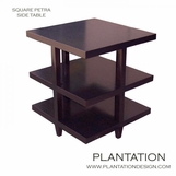 Petra Side Table | Square