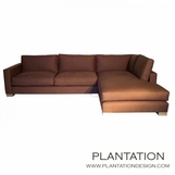 Studio Sectional w/Chaise | No. 3