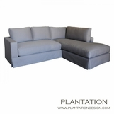 Studio Sectional w/Chaise | No. 4