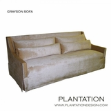 Grayson Skirted Sofa | No. 1