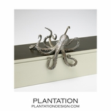 Owen Pewter Octopus