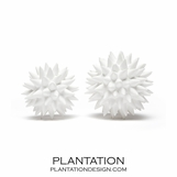 Spiny Porcelain Spheres