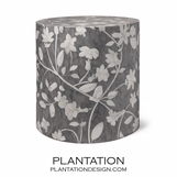 Jardin Stool | Grey