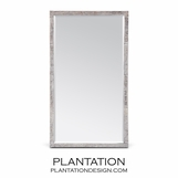 Monarch Mirrors | Silver