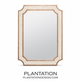 Patterson Wall Mirror | Ivory
