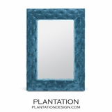 Royale Wall Mirror | Turquoise