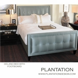 Delano Bed | Footboard