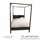 "Four-poster Bed | Style ""2000"""