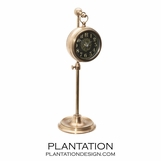 Standing Pocketwatch | Black Face
