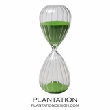 Passage Hourglass | Lime