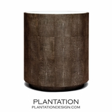 "Hilson ""Shagreen"" Side Table 