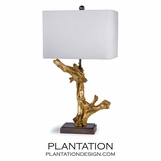 Golden Grove Table Lamp