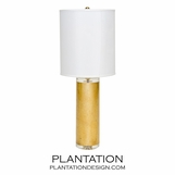 Neeson Table Lamp | Gold