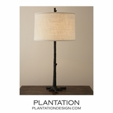 Redwood Table Lamp | Bronze