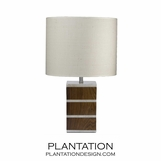 Sisu Table Lamp | Rectangular