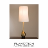 Grand Buffet Lamp | Brass