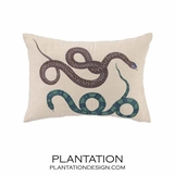 Everglades Linen Pillow | No. 1