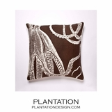 Tentacles Linen Pillow