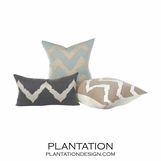 Ana Wool & Linen Pillows