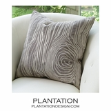 Wood Grain Pillow
