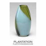 Aloe Glass Vases