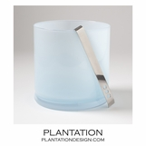 Bacchus Ice Bucket | Pale Blue