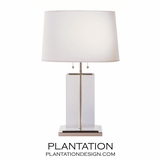 Polar Crystal Table Lamp