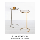 Carlo Cocktail Tables | Round