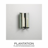 Refractory Mirrored Sconce