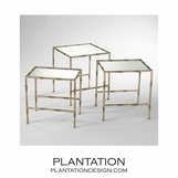 Kona Bamboo Nesting Tables