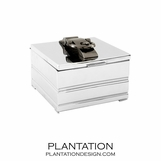 Belted Nickel Box | Small