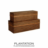 Neo Wooden Boxes Set | Large