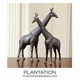 Girafa Sculptures | Set of 2