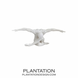 Wingspan Male Statue | Glossy