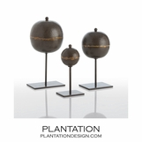 Spirito Iron Sculptures Set