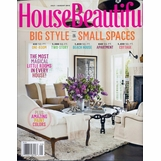 House Beautiful July/August 2012