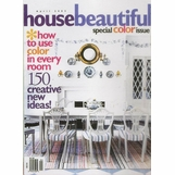 House Beautiful April 2002