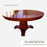 Irwin Table