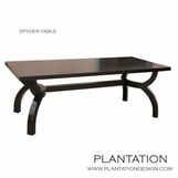 Spyder Dining Table | Rectangle