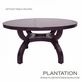 Spyder Dining Table | Round