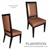 Poletti Side Chair