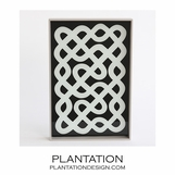 Tangle Lacquered Tray | Rectangle
