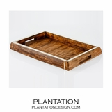 Frontier Wood Trays | Rectangle